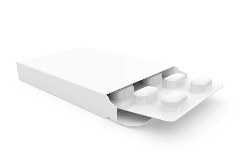 Packet Tablets blank
